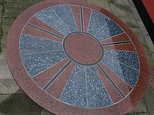 Wagner granit: haveborde granit